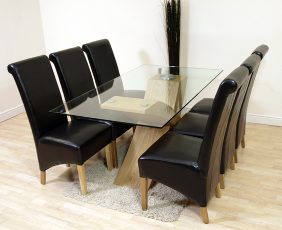 Ebay Uk Dining Table And 6 Chairs Chunky Solid Oak  : valenciablack63 from www.amlibgroup.com size 550 x 449 jpeg 188kB